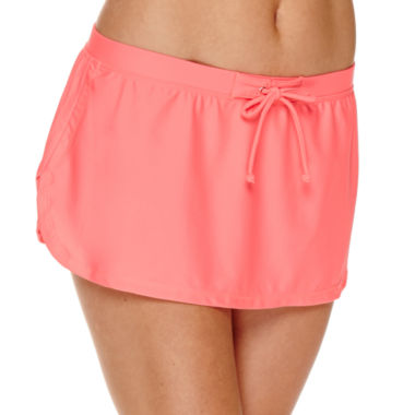 jcpenney.com | Splashletics™ Solid Swim Skirt