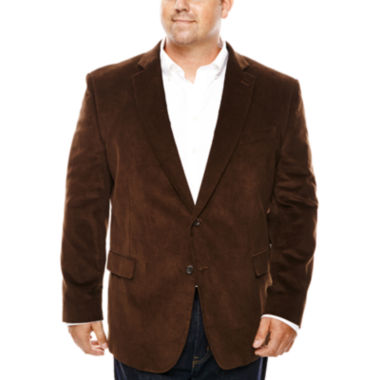 jcpenney.com | Stafford® Signature Corduroy Sport Coat - Big & Tall