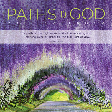 jcpenney.com | 2017 Paths To God Wall Calendar