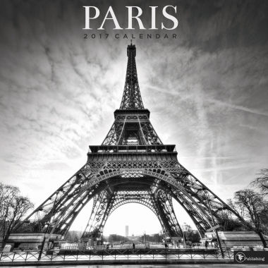 jcpenney.com | 2017 Paris Wall Calendar