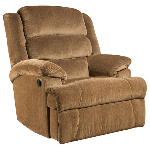 Pad-Arm Recliner