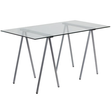jcpenney.com | Glass Computer Desk