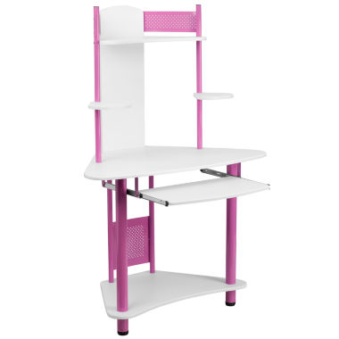 jcpenney.com | Corner Computer Desk With Hutch