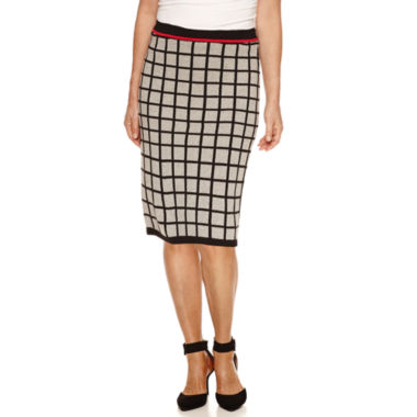 jcpenney.com | Sag Harbor Skyline A-Line Skirt