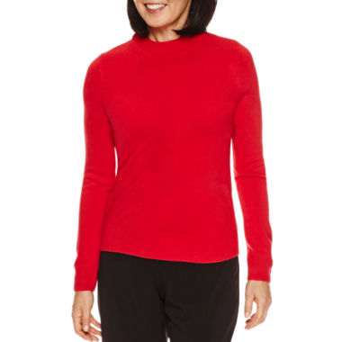jcpenney.com | Sag Harbor Long Sleeve Pullover Sweater
