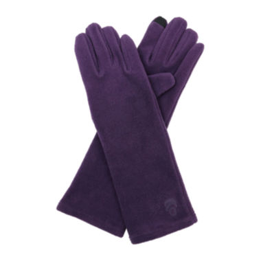 jcpenney.com | Cuddl Duds® Fleece Cold Weather Gloves with Touch Tech