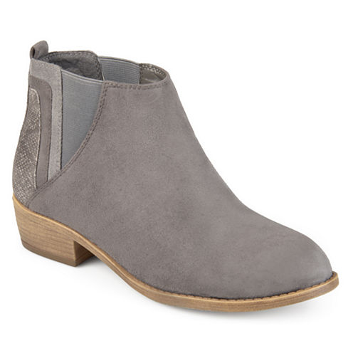 Journee Collection Wiley Womens Bootie