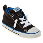 Converse All Star Chuck Taylor Street Mid Boys Sneakers - Toddler