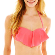 Arizona Molded Flounce Swim Top