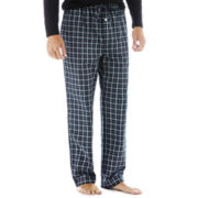 Stafford®  Woven Pajama Pants–Big & Tall