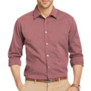Van Heusen® Traveler Long-Sleeve Stretch Woven Shirt