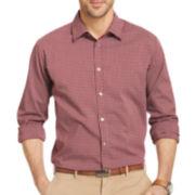 Van Heusen® Traveler Long-Sleeve Stretch Woven Shirt