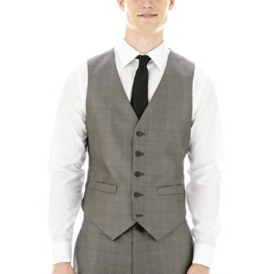 Billy London UK Basketweave Suit Vest