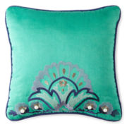 Ideology Verdi Square Decorative Pillow
