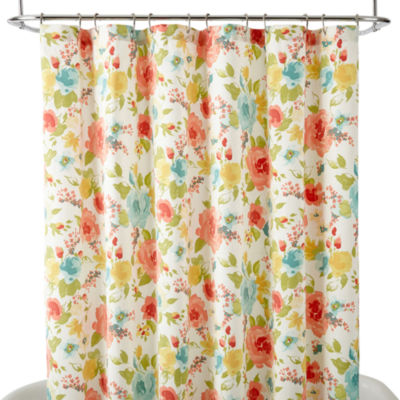 Jcpenney home posh shower curtain - Jcpenney bathroom window curtains ...