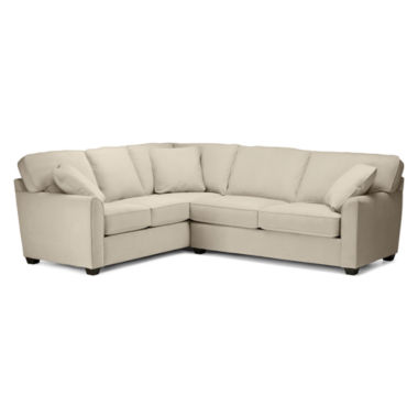 jcpenney.com | Fabric Possibilities 2-pc. Right-Arm Sofa Sectional with Sleeper