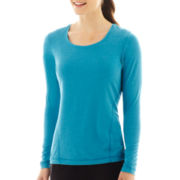 Xersion™ Long-Sleeve Spa Tee