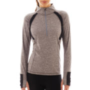 Xersion™ Half-Zip Honeycomb Pullover