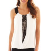 Alyx® Lace Bubble Top