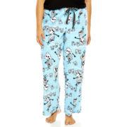 Disney Olaf Plush Sleep Pants - Plus