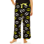 Batman Plush Sleep Pants - Plus