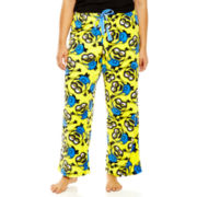 Minions Plush Sleep Pants - Plus