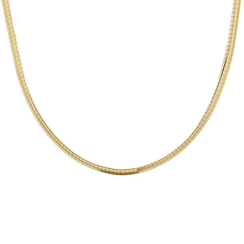 """14K Yellow Gold 18"""" Avolto Chain Necklace"""