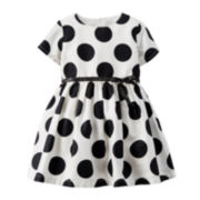 Carter's® Polka Dot Dress - Baby Girls newborn-24m