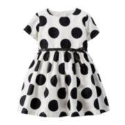 Carter's® Polka Dot Dress - Baby Girls newborn-24m