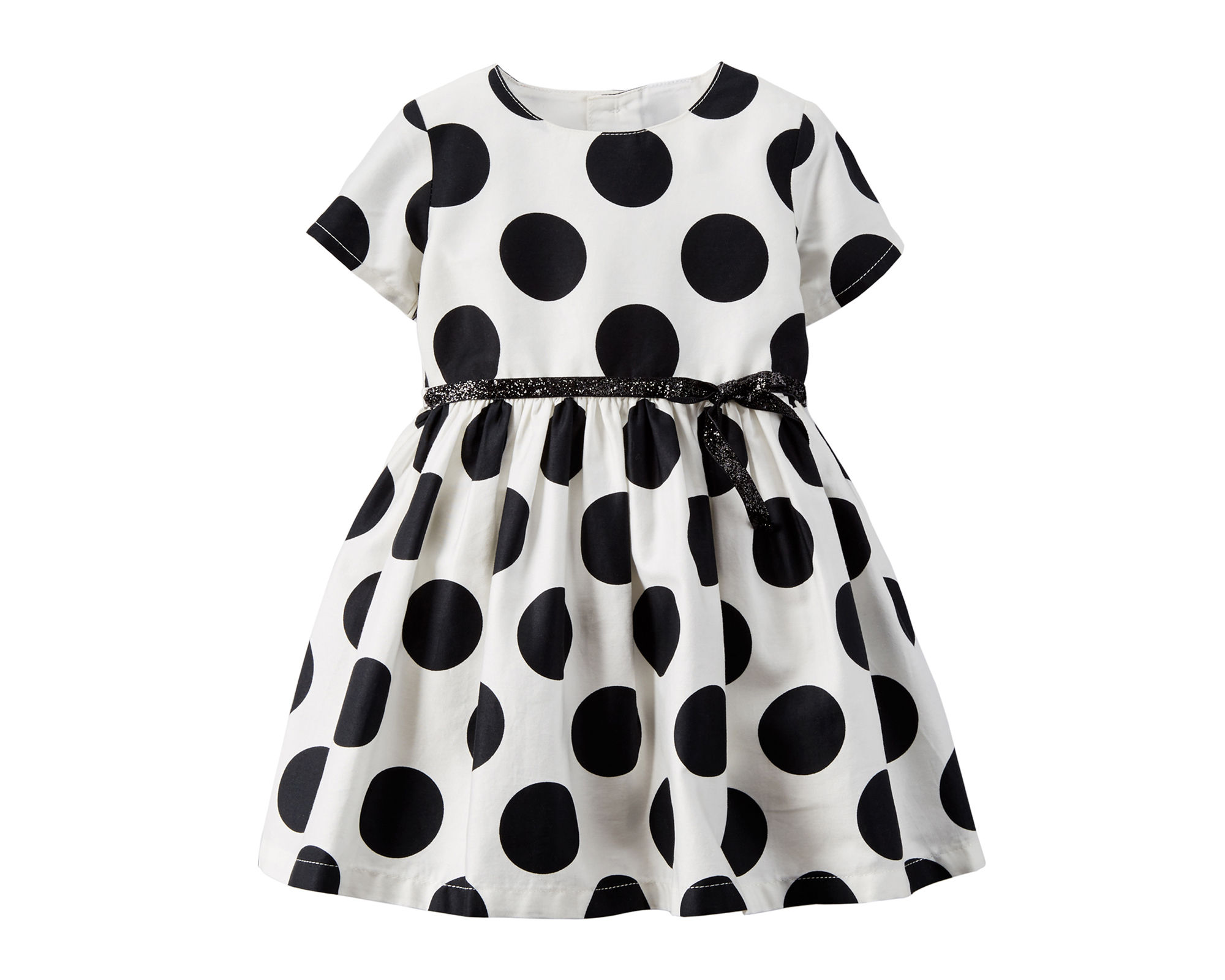UPC Carter s Baby Girls 0 24 Month Polka Dot Sateen