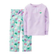 Carter's® Cupcake Pajama Set - Toddler Girls 2t-5t