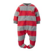 Carter's® Fleece Sleep & Play - Baby Boys newborn-9m