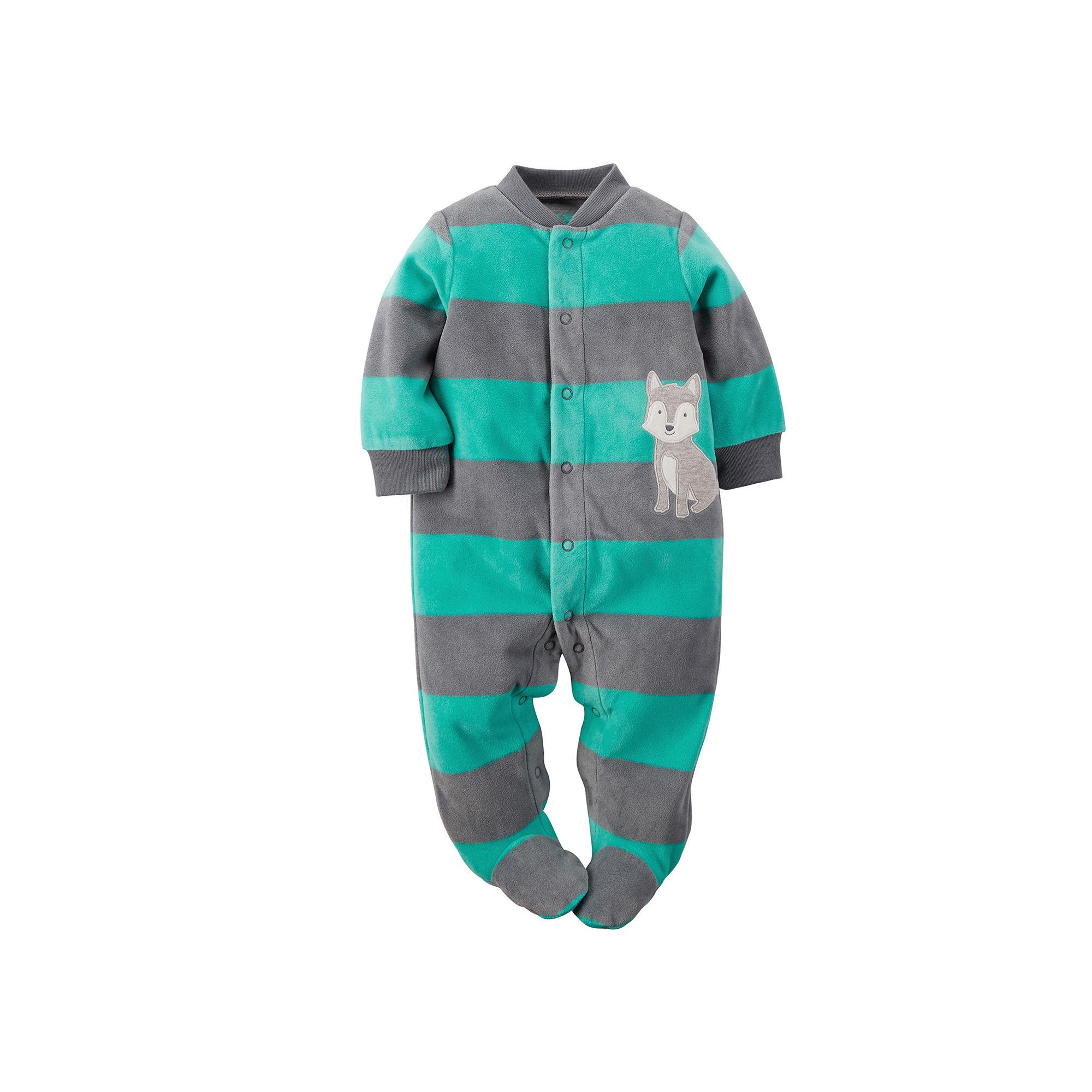 3cba97a7c46f UPC 888510959311 - Carter s Fleece Dog Sleep   Play - Baby Boys ...