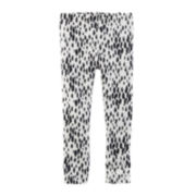 Carter's® Spotted Leggings - Toddler Girls 2t-5t