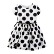 Carter's® Polka Dot Dress - Toddler Girls 2t-5t