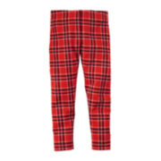 Carter's® Plaid Leggings - Preschool Girls 4-7