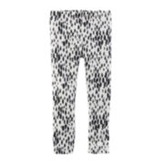 Carter's® Spotted Leggings - Preschool Girls 4-8