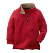 Carter's® Quarter-Zip Pullover - Preschool Boys 4-7