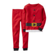 Carter's® Santa Suit Pajamas - Toddler Boys 2t-5t