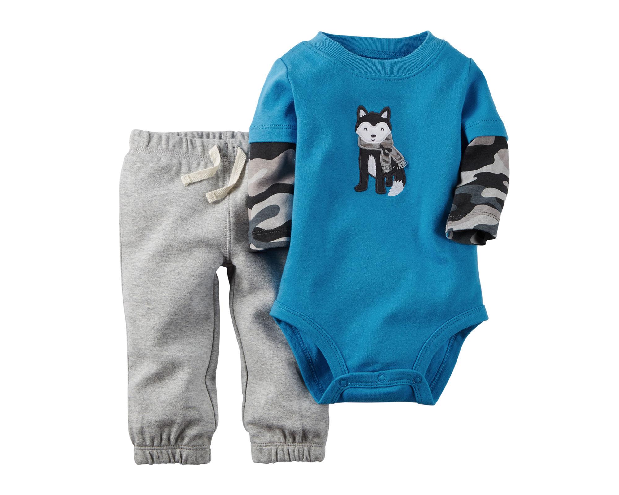 UPC Carter s Bodysuit and Pants Baby Boys newborn