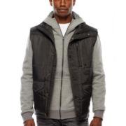 Ecko Unltd.® Insurgent Hybrid Fleece Jacket