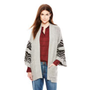 Joe Fresh™ Long-Sleeve Kimono Cardigan
