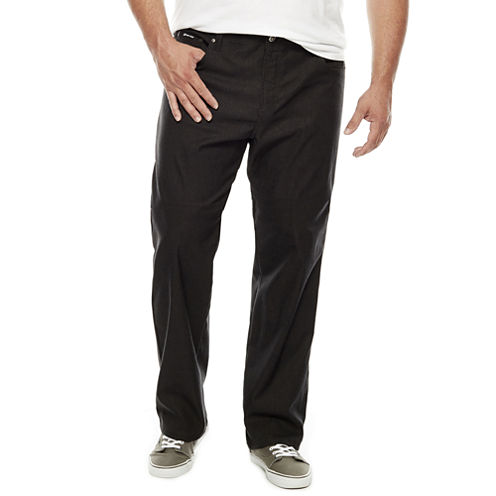 Mortar Stretch Flex Waist Pants  - Big & Tall