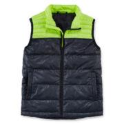 Xersion™ Puffer Vest - Preschool Boys 4-7