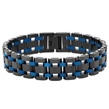 jcpenney.com | Mens 8.5 Inch Stainless Steel Chain Bracelet