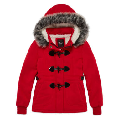 jcpenney.com | Girls Lightweight Fleece Jacket-Big Kid