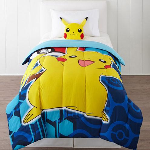 Pokemon Reversible Comforter