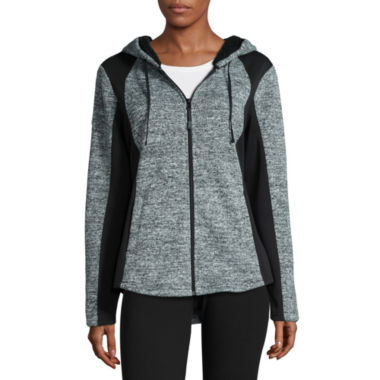 jcpenney.com | Made For Life Long Sleeve Knit Hoodie