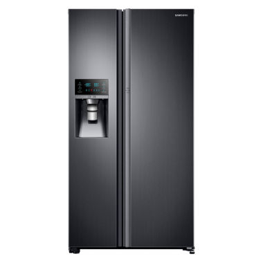 jcpenney.com | Samsung ENERGY STAR® 22 cu. ft. Side-by-Side Counter Depth Refrigerator Food Showcase Design