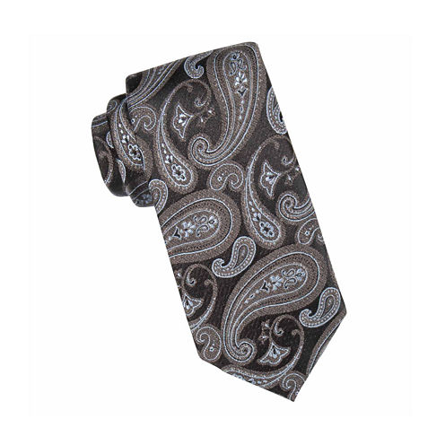 Collection by Michael Strahan™ Frisco Paisley Silk Tie - Extra Long
